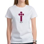 Cross - Burnett of Leys Women's T-Shirt