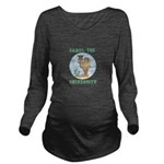 camel toe university Long Sleeve Maternity T-Shirt