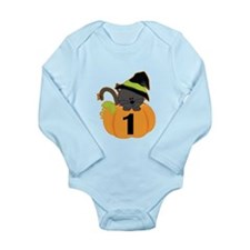 Halloween 1st Birthday Body Suit