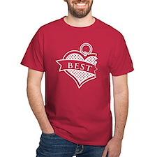 Best Buds Black (Best) T-Shirt