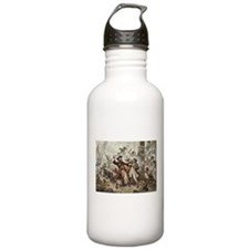 Blackbeard Pirate Water Bottle