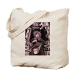 Roses/Courtesy (2-sided) Tote Bag