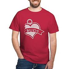 Best Buds Black (Buds) T-Shirt