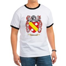 Perillo Coat of Arms (Family Crest) T-Shirt