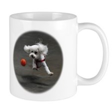 Air Bichon Coffee Mug