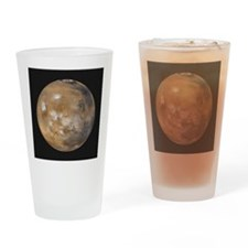 Mars Drinking Glass