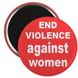 END VIOLENCE... Magnet