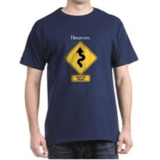 Curves Motorcycle T-Shirt