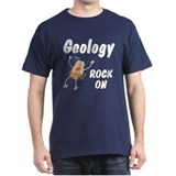 Geology, Rock On T-Shirt