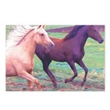 Morgan Horse Lope Postcards (Package of 8)