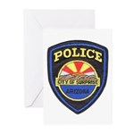 Surprise Police Greeting Cards (Pk of 10)