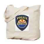 Surprise Police Tote Bag