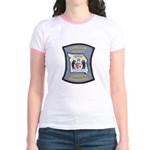 Christian County Sheriff Jr. Ringer T-Shirt