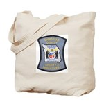 Christian County Sheriff Tote Bag