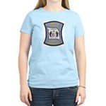 Christian County Sheriff Women's Pink T-Shirt
