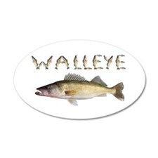 Perfect Walleye 2 Wall Decal