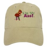 Kiss My Ass! Baseball Cap
