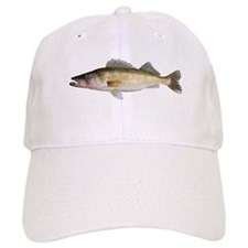 Perfect Walleye 2 Baseball Baseball Cap