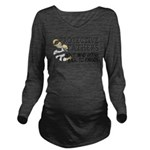 Protective Fathers Long Sleeve Maternity T-Shirt