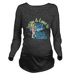 Love 'em & Leave 'em Long Sleeve Maternity T-Shirt
