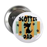 "Scottie Dad Stripe 2.25"" Button (100 pack)"