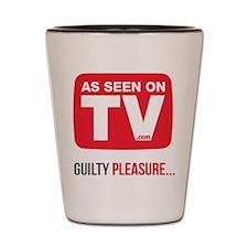 Guilty Pleasure Version 2 Shot Glass