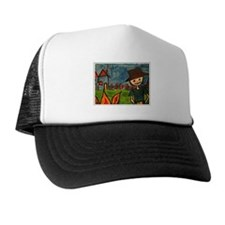 Cute Farm boys design Trucker Hat