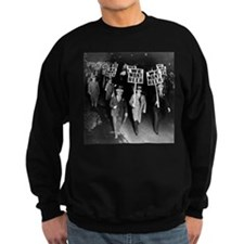 We Want Beer! Protest Sweatshirt
