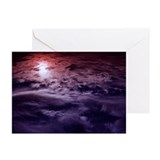 Fire from the Deep Greeting Cards (Pk of 10)