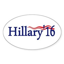 Hillary 16: Decal