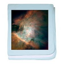 Orion Nebula baby blanket