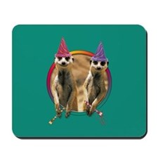 Meerkat Birthday Mousepad