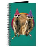 Meerkat Birthday Journal