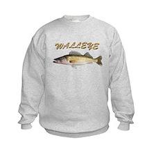 Golden Walleye Sweatshirt