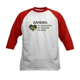 Sandra: My Hero Tee