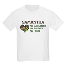 Samantha: My Hero Kids T-Shirt