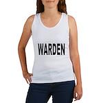 Warden Women's Tank Top