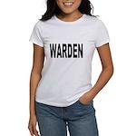 Warden (Front) Women's T-Shirt