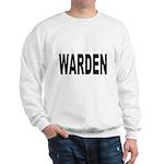 Warden (Front) Sweatshirt