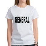 General Women's T-Shirt