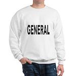 General Sweatshirt