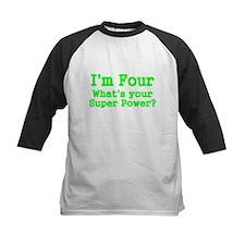 Im Four Baseball Jersey