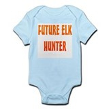 Future Elk Hunter Onesie