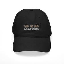 Old As Dirt Baseball Hat