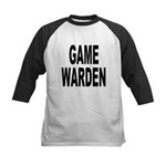 Game Warden Kids Baseball Jersey
