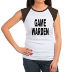 Game Warden Women's Cap Sleeve T-Shirt