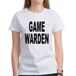 Game Warden (Front) Women's T-Shirt