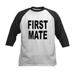 First Mate Kids Baseball Jersey