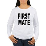 First Mate Women's Long Sleeve T-Shirt