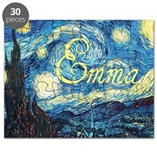 Emma Starry Night Puzzle